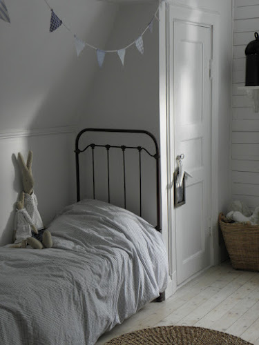 Ansku Skammare Grey Kids Bedroom, Grey kids room decor, grey kids decor